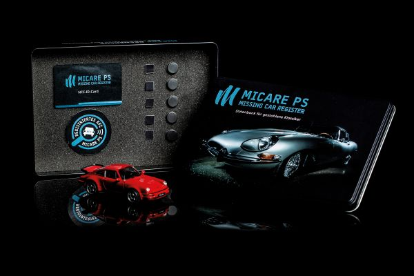 Projekt MICARE PS – Missing Car Register GmbH
